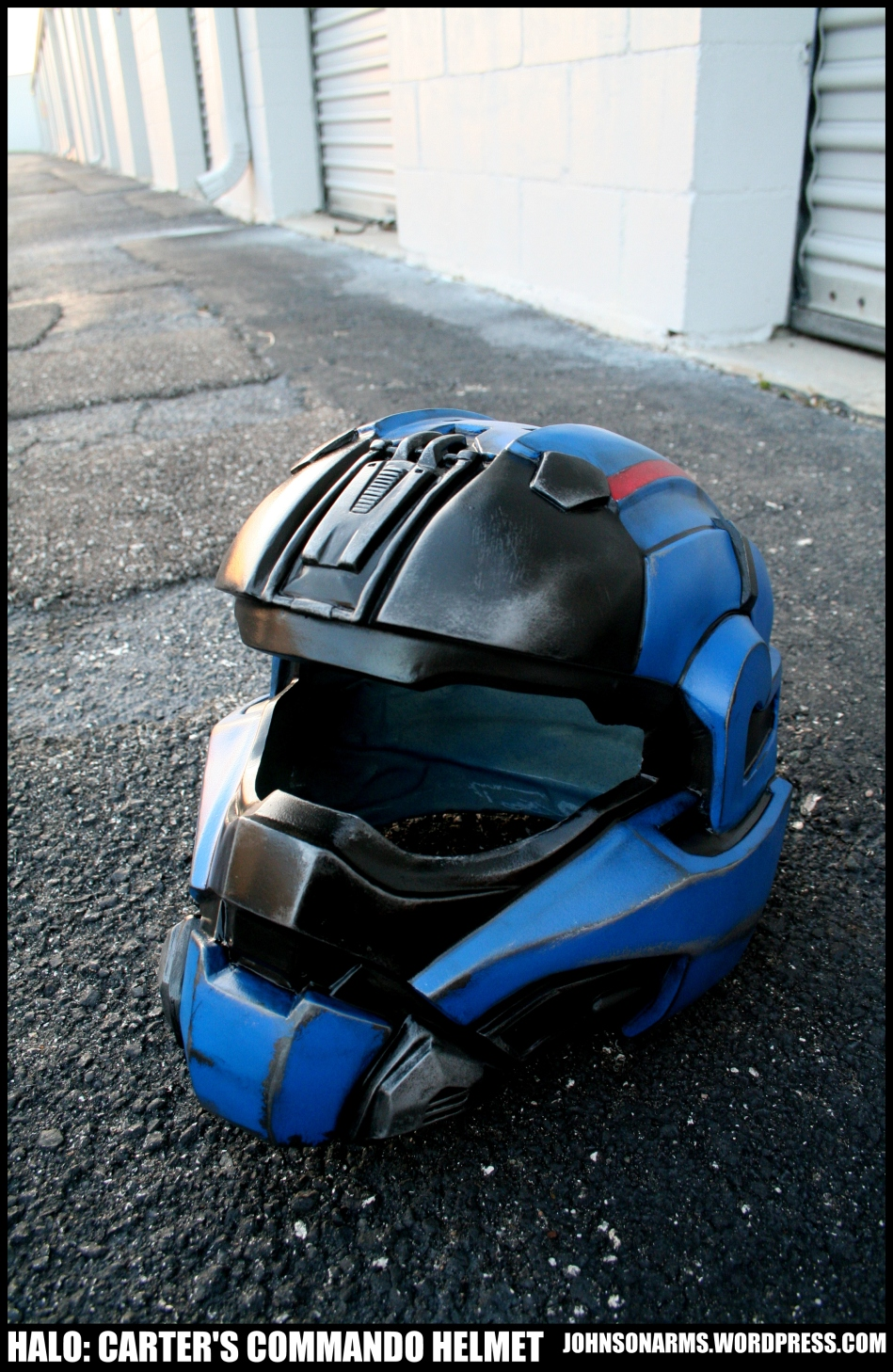 HALO: Carter's Helmet - Almost finished