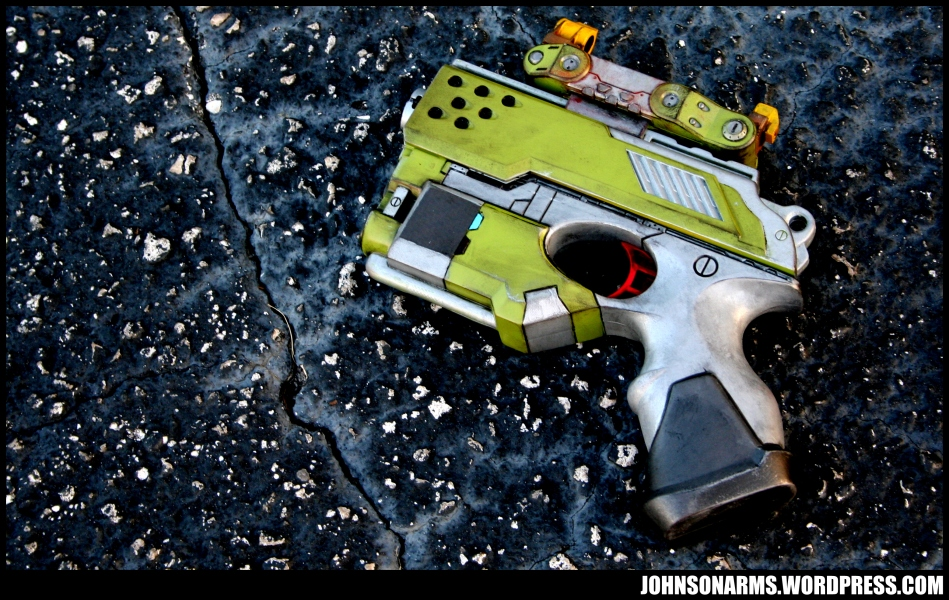 Borderlands 2 style Nerf Scout