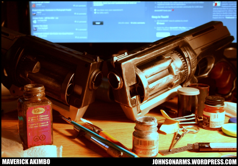IRL: Shooter commissioned Mavericks in progress.  Check out this LIVE FPS here: ]http://irlshooter.com