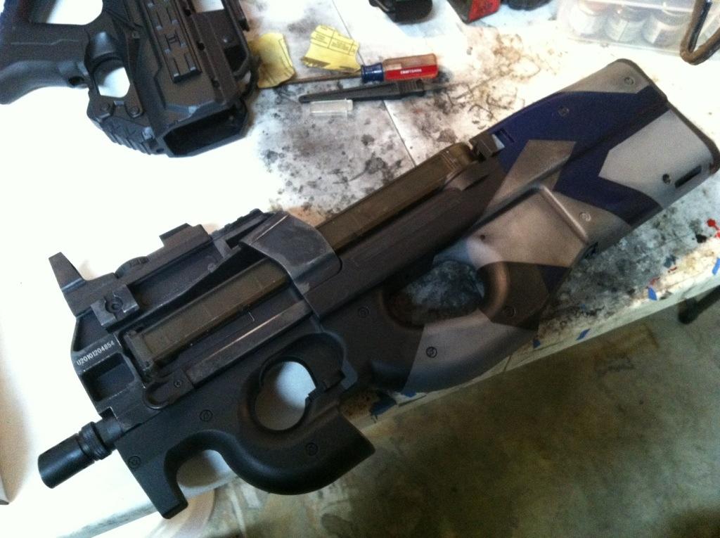 Replica Firearms Johnson Arms