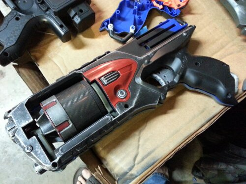 Modified Nerf Maverick by MarcWF ...